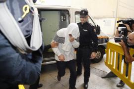 Pasan a disposición judicial cinco de los nueve policías locales detenidos
