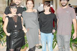 Ángela Vallori presenta la colección 'Gubbons'