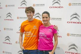 Competición benéfica 'Canastas Solidarias Citroën C4 Cactus'