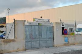Los ladrones de coches de Son Toells también robaron en el depósito de Calvià