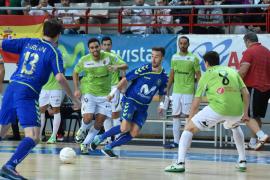 El Palma Futsal hace historia y se mete en semifinales de la Copa del Rey