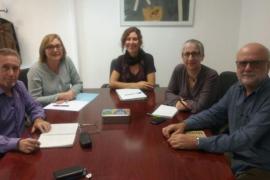 Govern y Cort colaboran para «dinamizar» la lengua catalana