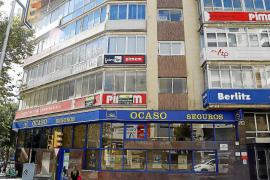 La sede de PIMEM en Palma, subastada por una deuda  bancaria