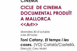 'Art', un ciclo de cine producido en Mallorca