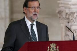 El presidente recupera el discurso del miedo para hablar de Catalunya