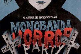 Monobanda Horror Party en el Maraca Club