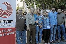 EU se presentará como Unidad Popular y Carmona no irá en la candidatura
