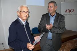 ARCA distingue al investigador Pere Galiana como socio de honor