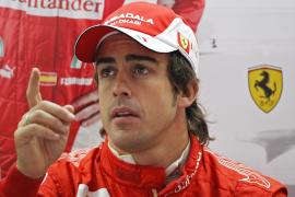 Alonso: «Ha sido un viernes positivo»