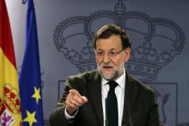 Rajoy: «Es el momento de buscar lo que nos une»