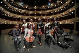 Mozart y Michael Jackson se funden en el concierto más femenino de Música Mallorca
