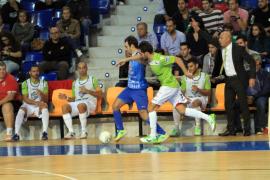 El Palma Futsal se desmelena ante el Peñíscola