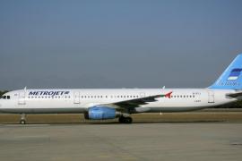 Se estrella un avión con 224 pasajeros a bordo en Egipto
