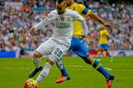 El Real Madrid gana con comodidad a Las Palmas