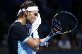 Nadal sucumbe ante Federer en una disputada final