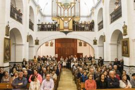 Encuentro de coros parroquiales en Sant Josep por Mauritania