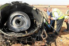 El Airbus ruso explotó en pleno vuelo sin emitir ninguna llamada de emergencia