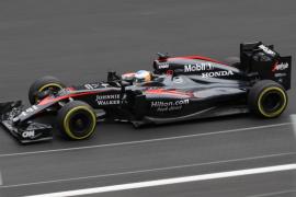 Alonso: «era no salir a la carrera o salir o intentar salir a dar una vuelta»