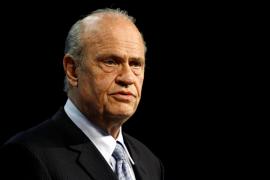 Muere el actor y candidato a la Presidencia de EEUU Fred Thompson
