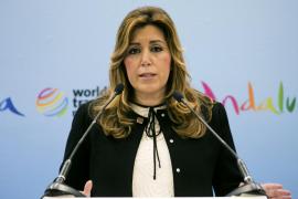 Susana Díaz habla de Balears: «No es el momento de subir impuestos»