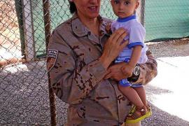 «Me hice reservista en Afganistán para trabajar en una zona en conflicto»