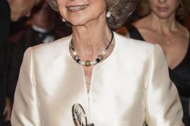 La Reina Sofía celebra en privado su 77 cumpleaños