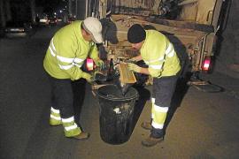 La implantación de la bolsa roja en Porreres supondrá un ahorro del 15 % en la tasa de basuras