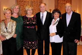 Homenaje a Ruiz Abellán por su jubilación