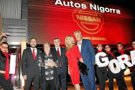 Nuevas instalaciones de Nissan Nigorra en Gran Vía Asima de Palma