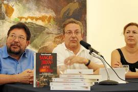 Pere Bonnín presenta 'Sangre judía 2', obra que recupera «la historiografía marginada»