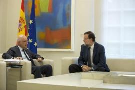 Duran traslada a Rajoy su apoyo a la ley aunque discrepa en cómo defenderla
