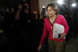 El Parlament catalán da luz verde a la tramitación de la resolución soberanista