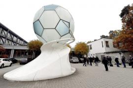 La Policía registra la sede de la Federación Alemana de Futbol