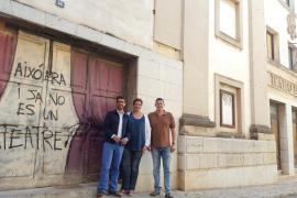 El PI reclama al Consell las aportaciones para el Teatro Principal de Inca