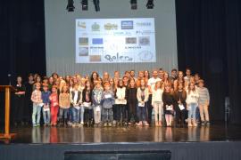 L'Associació Amics de l'Escola de Música de Capdepera entrega más de 40 becas