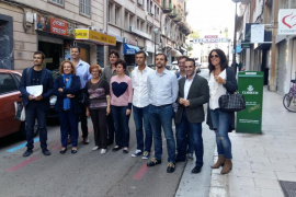 La calle Velázquez será peatonal de lunes a sábado en horario comercial