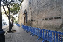 Patrimoni permite el traslado de las piezas de Santa Elisabet a Inca con condiciones