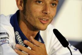 """Rossi: """"Este circuito es mucho más exigente que Sachsenring"""""""
