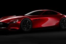 Mazda presenta en Tokio un concept deportivo con motor rotativo