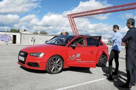 Curso de conducción sobre asfalto 'Audi driving experience'