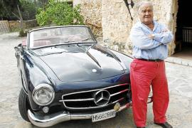 Mercedes 190-SL