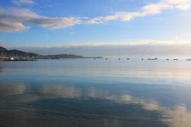 El mar de Balears podría ser catalogado  como 'Punto para la Esperanza'