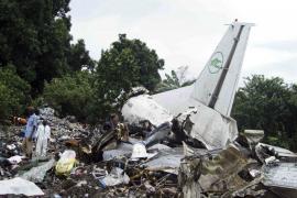 Al menos 40 muertos en un accidente aéreo en Sudán del Sur
