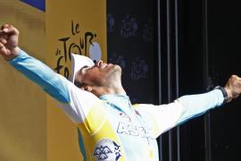Contador virtual ganador del Tour y Cancellara vencedor de la crono