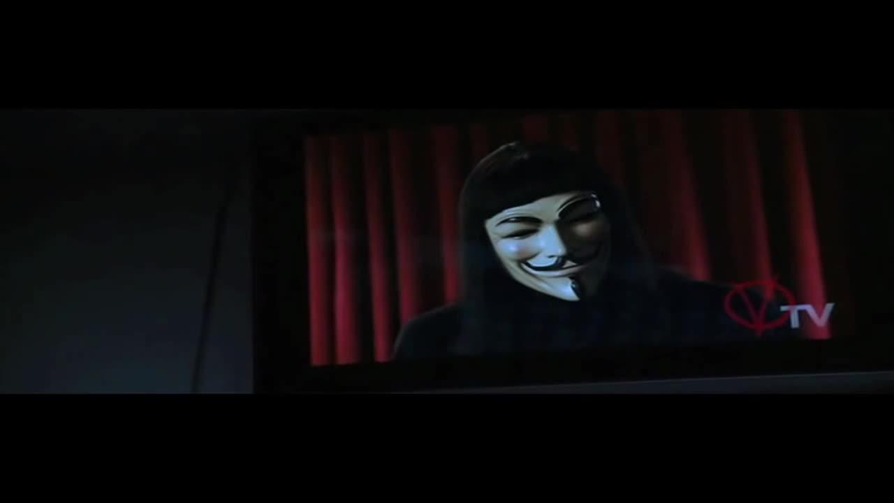 La red recuerda a 'V de Vendetta' otro 5 de noviembre
