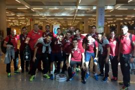 El Palma Futsal busca la clasificación para la Copa en Santiago