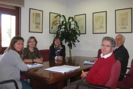 El Consell estudia alternativas para llevar a cabo la variante de Campanet