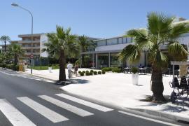 El Ajuntament multa con 29.000 euros al hotel Las Gaviotas por invadir un vial