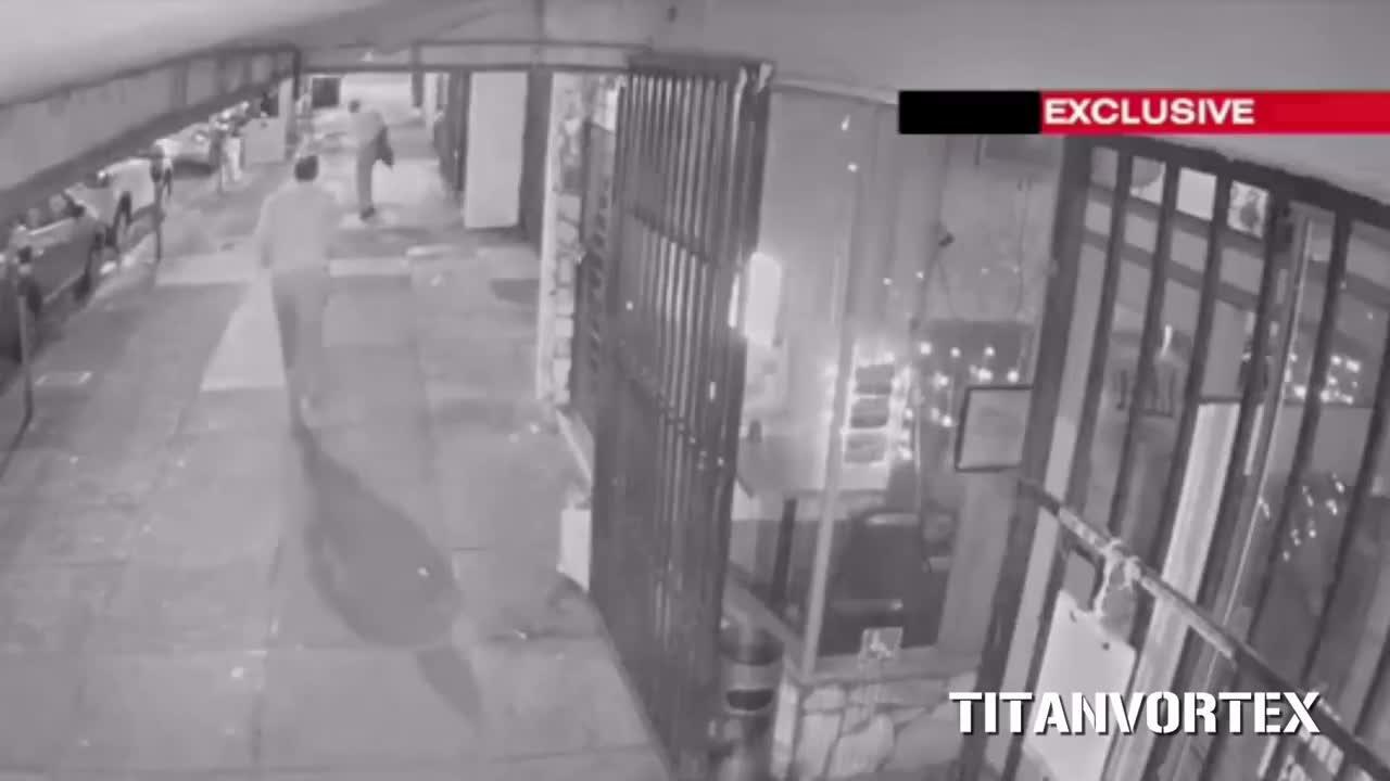 Serena Williams recupera su móvil tras perseguir al ladrón que se lo robó