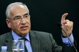 Alfonso Guerra desea que el Estado responda al desafío catalán «igual» que en 1934